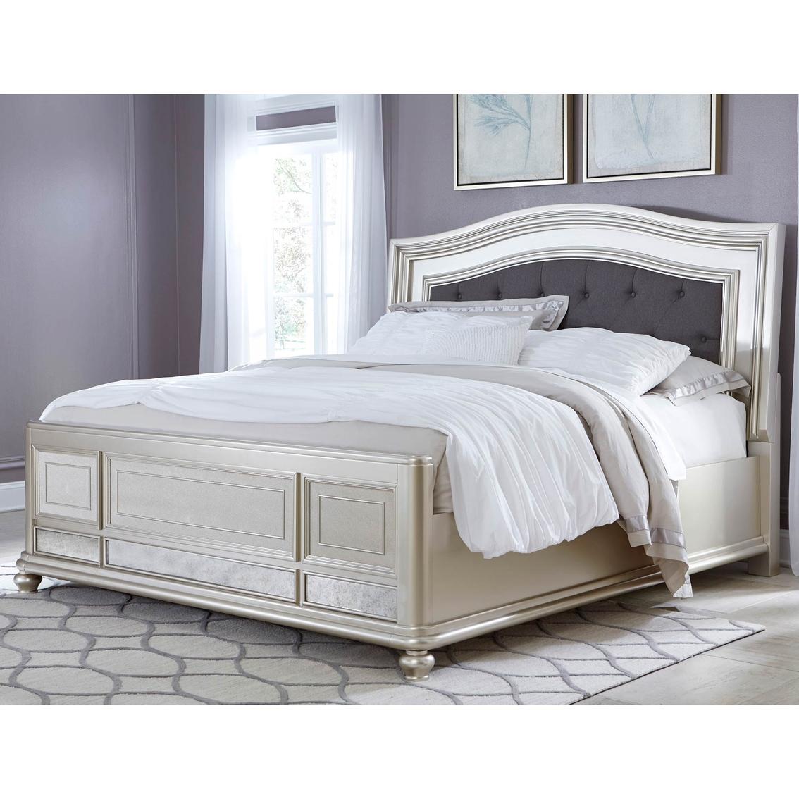 Ashley Coralayne Panel Bed