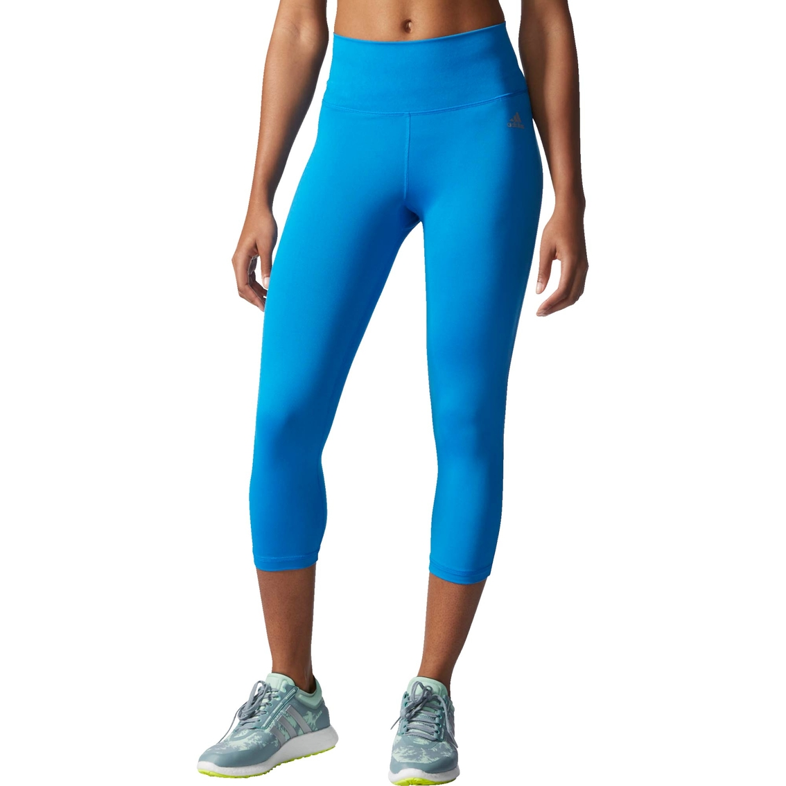 f5fcd65572ba7 Adidas Performer High Rise Three-quarter Tights | Pants & Capris ...