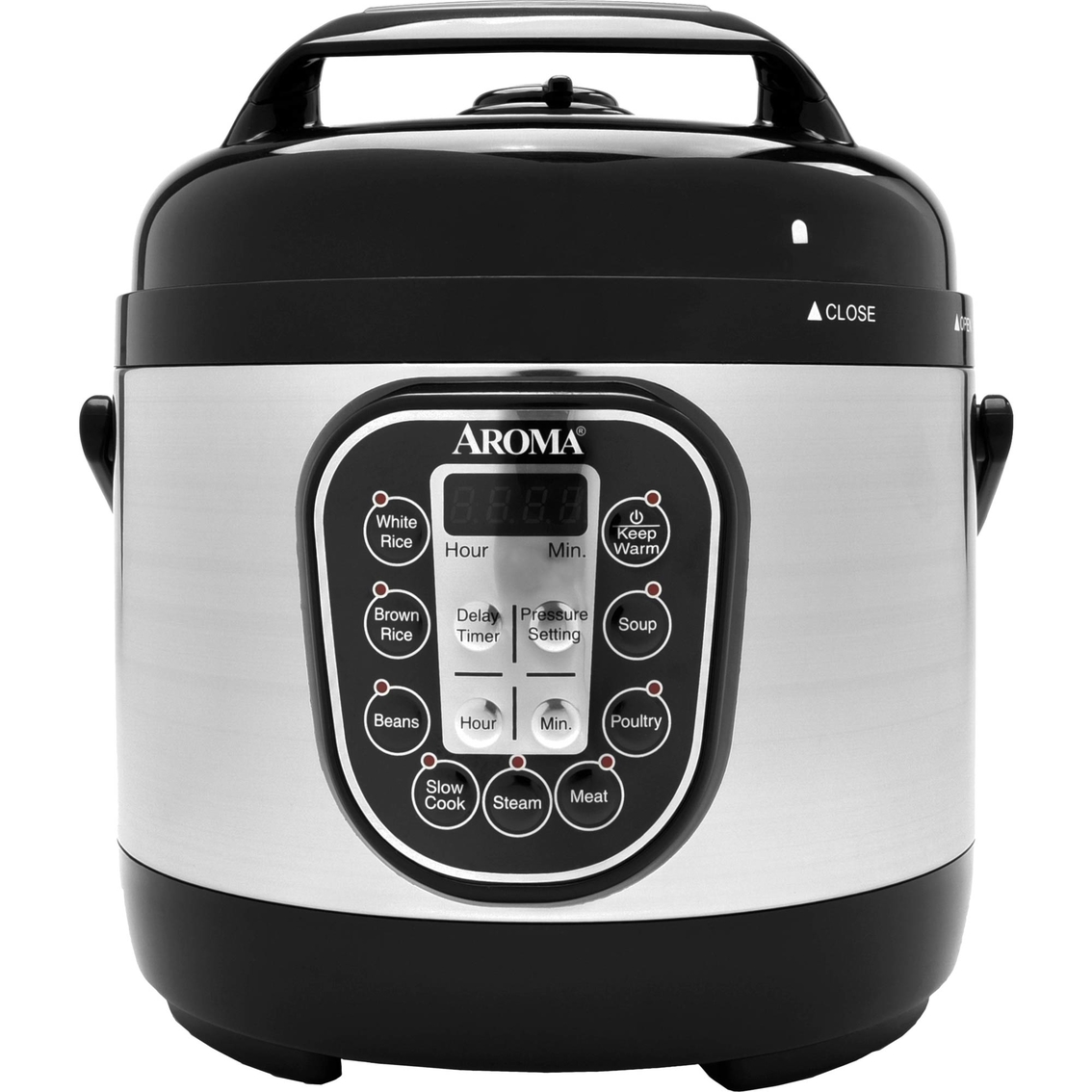 Aroma Turbo Rice Digital Pressure Cooker | Rice Cookers | Home ...
