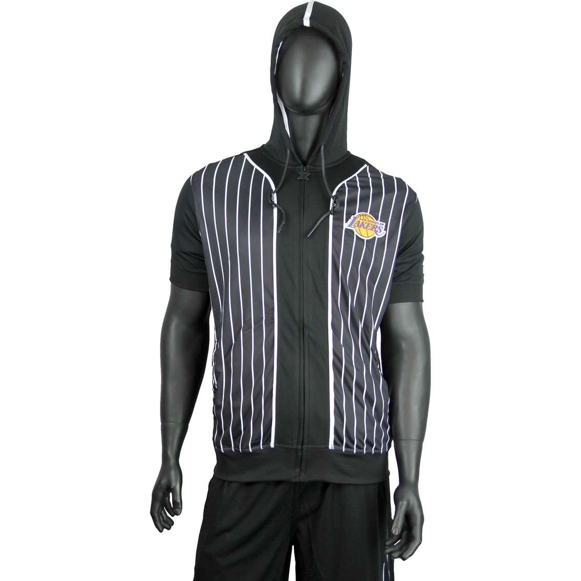 918028b4d Zipway Nba Los Angeles Lakers Pinstripe Jersey