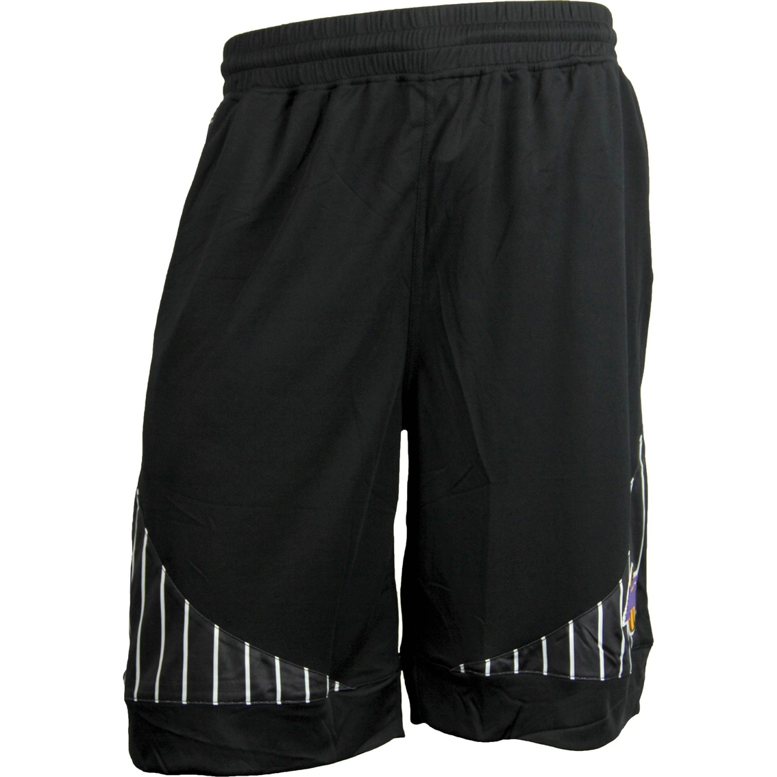 eec0079c9 Zipway Nba Los Angeles Lakers Pinstripe Shorts