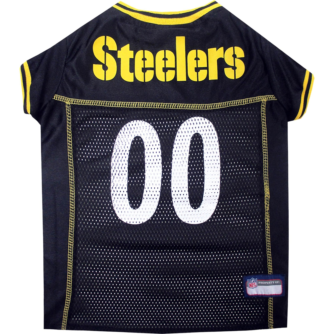 reputable site 3b7dc 2f1ca Pets First Nfl Pittsburgh Steelers Team Jersey For Dogs ...