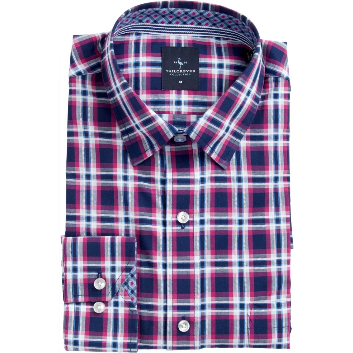 Tailorbyrd Fitz Roy Fuchsia Dress Shirt Dress Shirts Apparel