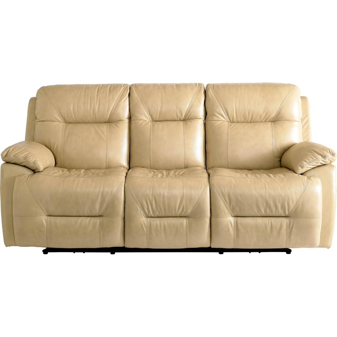 bassett reclining sectional sofa bassett hamilton power reclining sofa item number 3958p62ms. Black Bedroom Furniture Sets. Home Design Ideas