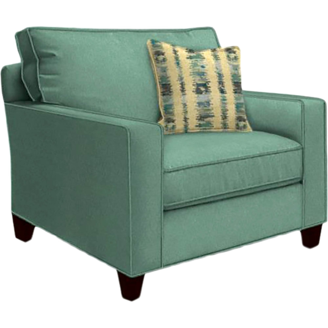 Hgtv Home Design Studio By Bassett Track Arm Chair And A Half