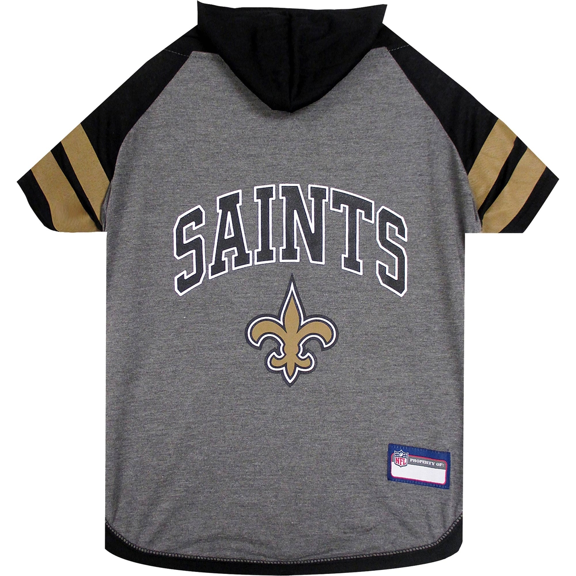 the latest ce0ff c52cd Pets First Nfl New Orleans Saints Hoodie Tee | Nfl Pet Gear ...