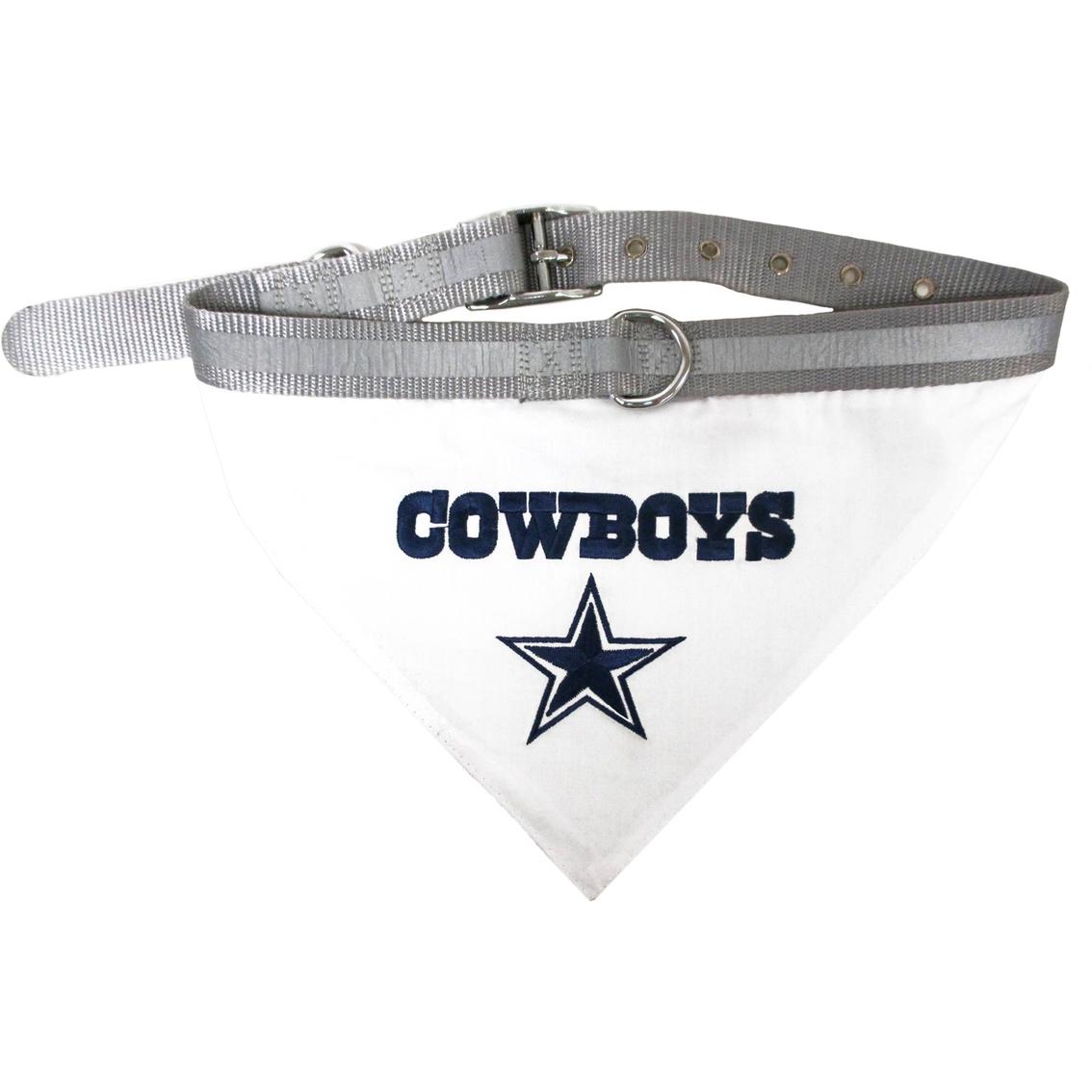 new style 43f1a 06e82 Pets First Nfl Dallas Cowboys Collar Bandana | Nfl Pet Gear ...