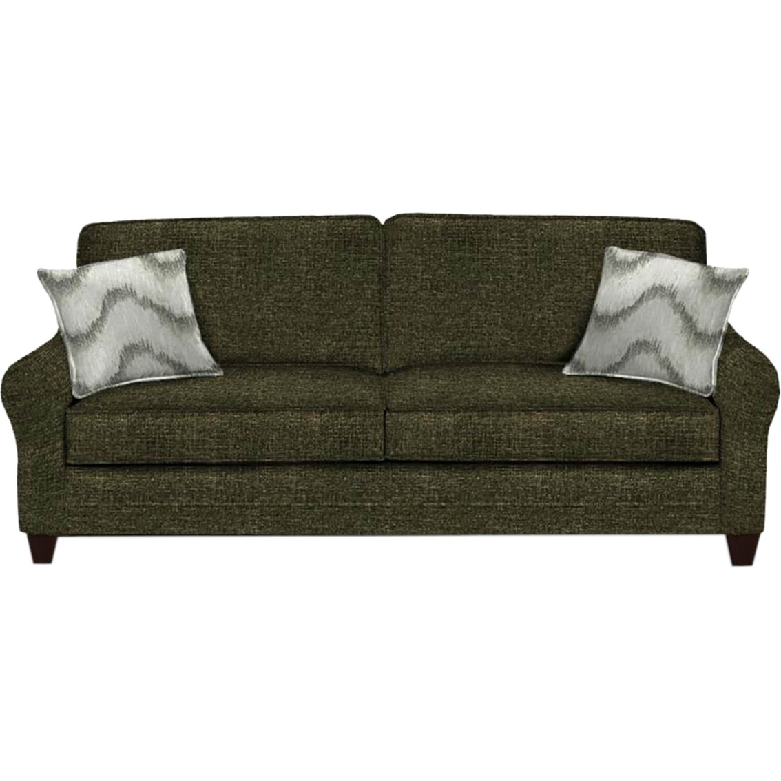 - Hgtv Home Design Studio By Bassett Charles Of London Arm Sofa