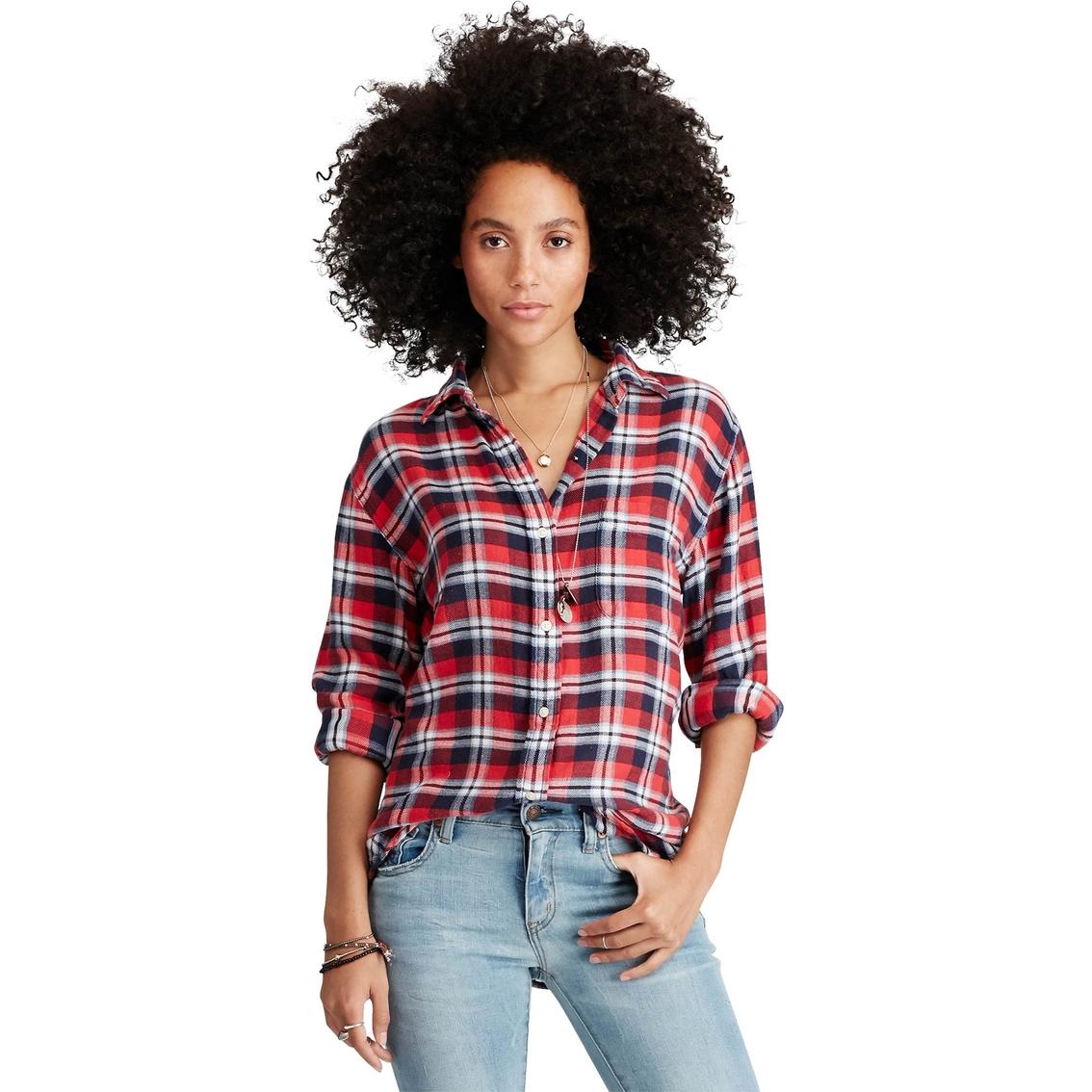 Denim & Supply Ralph Lauren Halstead Plaid Twill Shirt