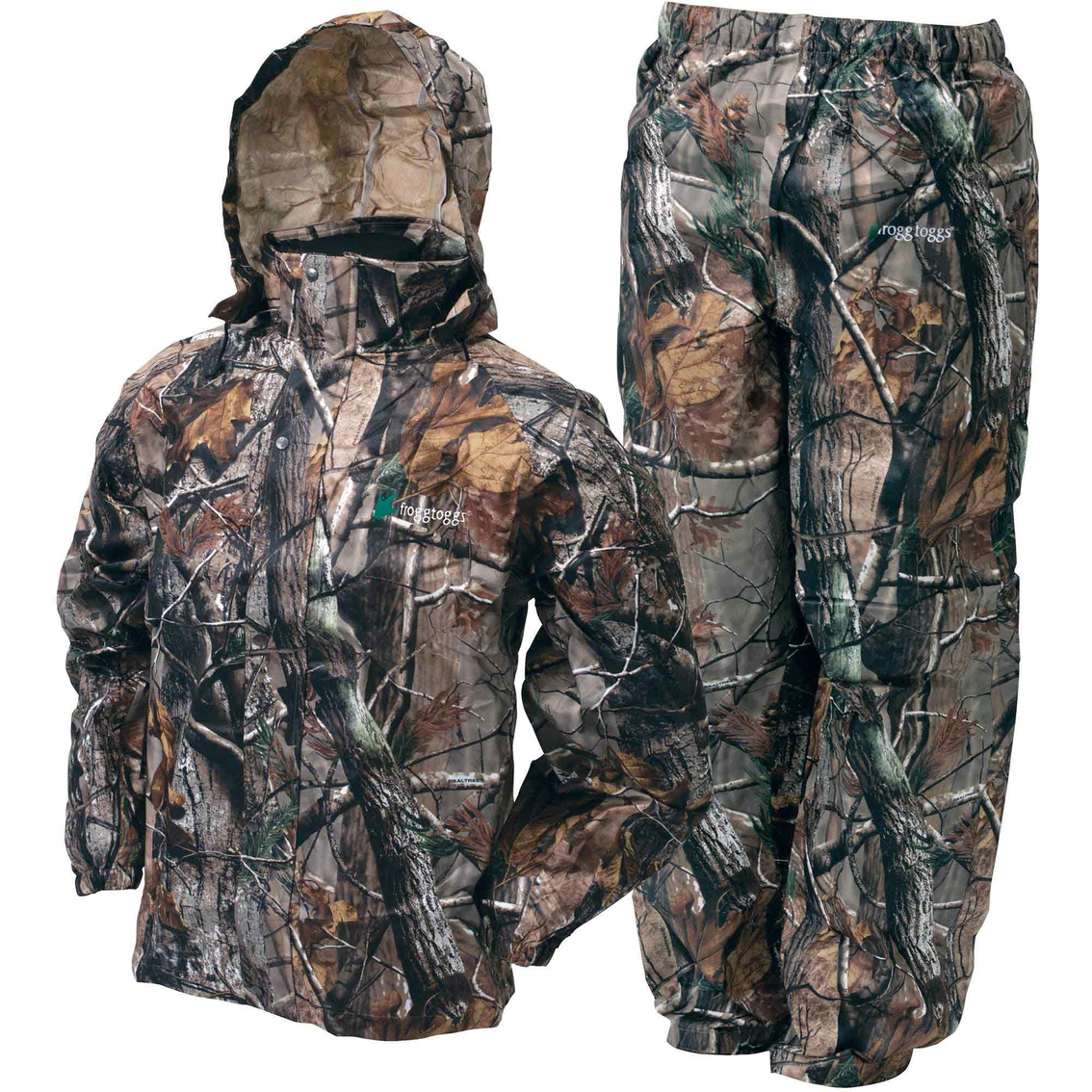 frogg toggs all sports camo rain suit hunting apparel apparel
