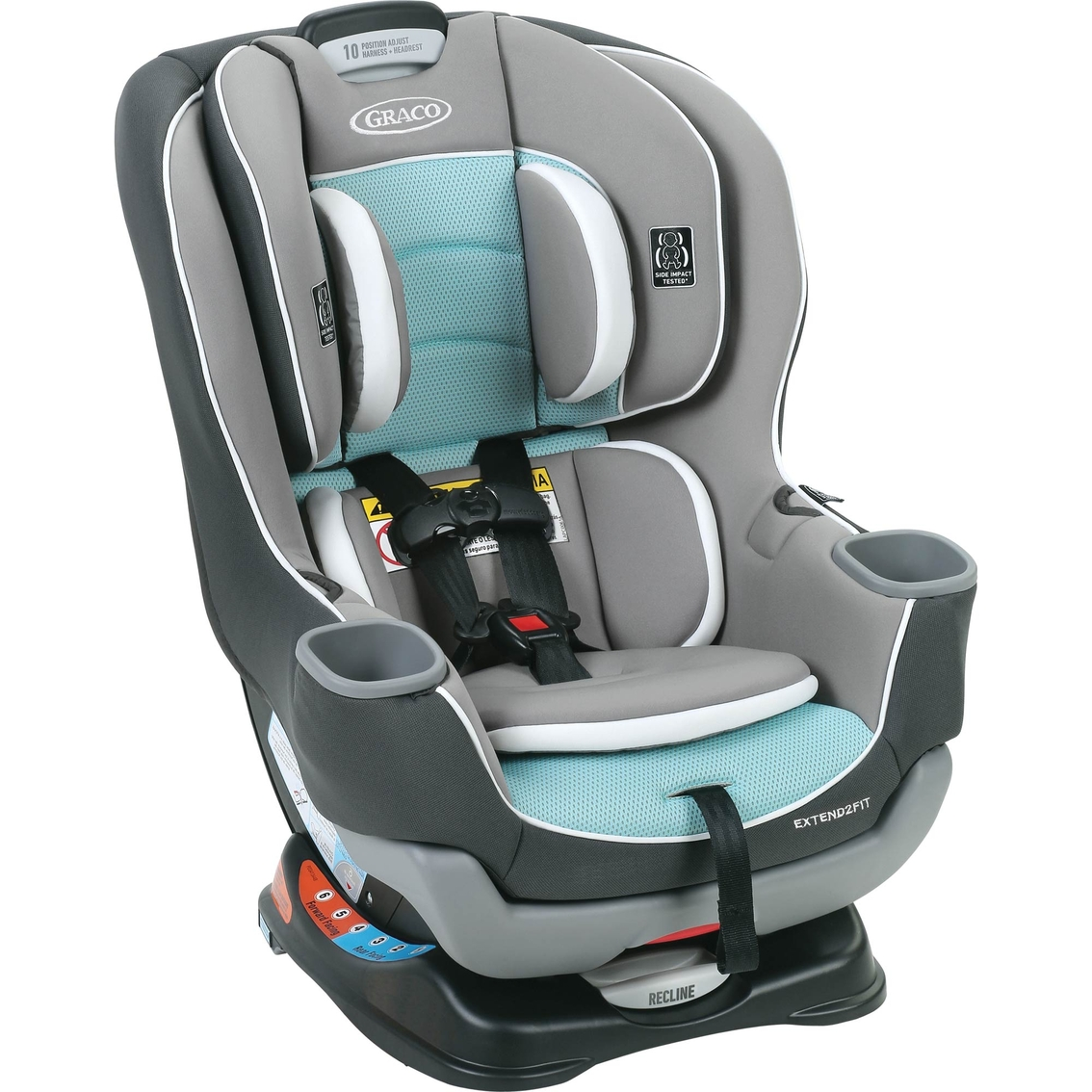 graco extend2fit convertible car seat convertible seats baby toys shop the exchange. Black Bedroom Furniture Sets. Home Design Ideas