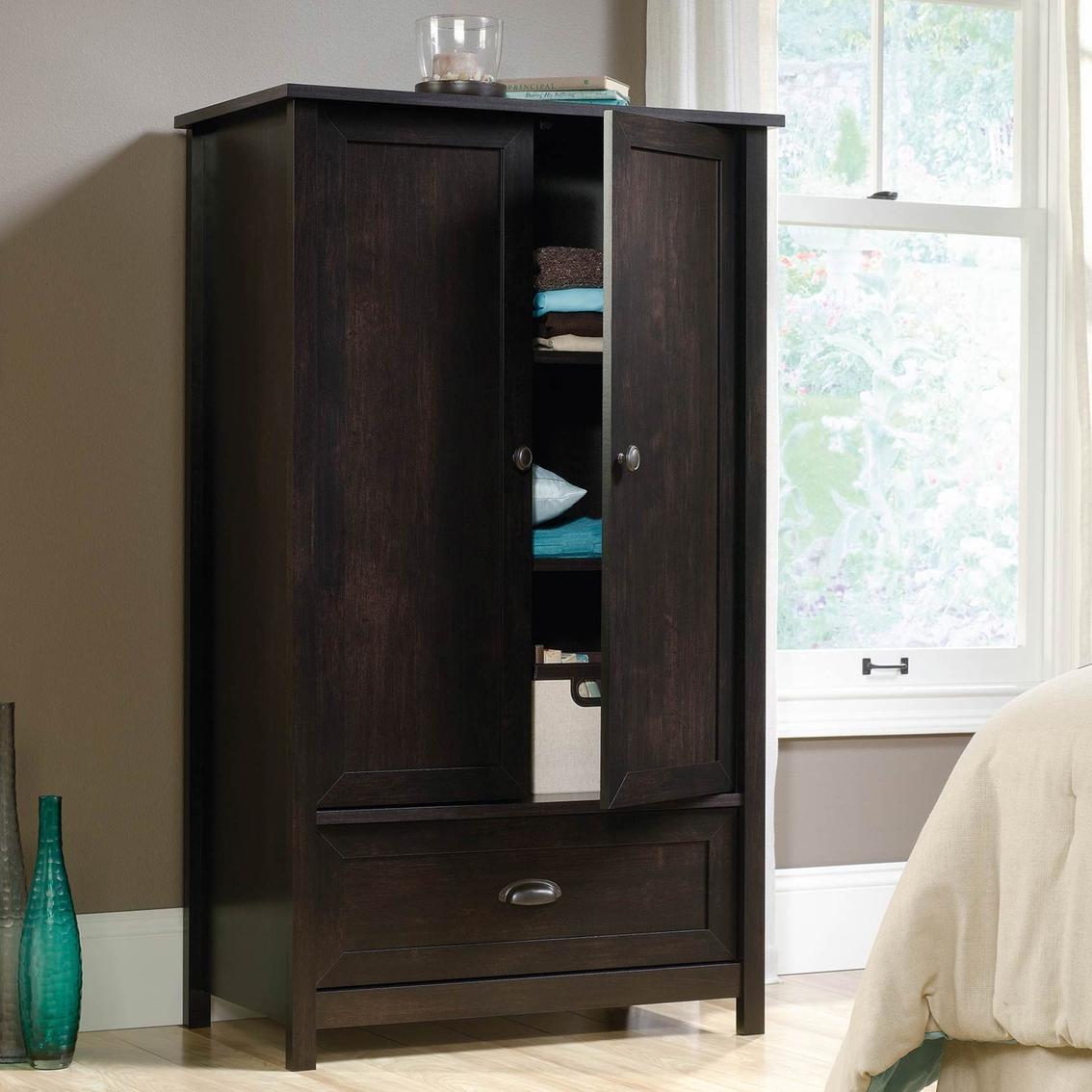 Sauder County Line Armoire Armoires Home Amp Appliances