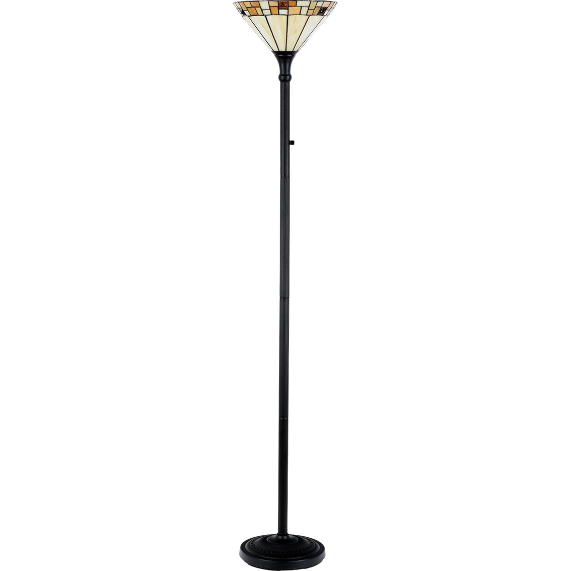 dale tiffany sundance led torchiere floor lamp floor lamps home. Black Bedroom Furniture Sets. Home Design Ideas