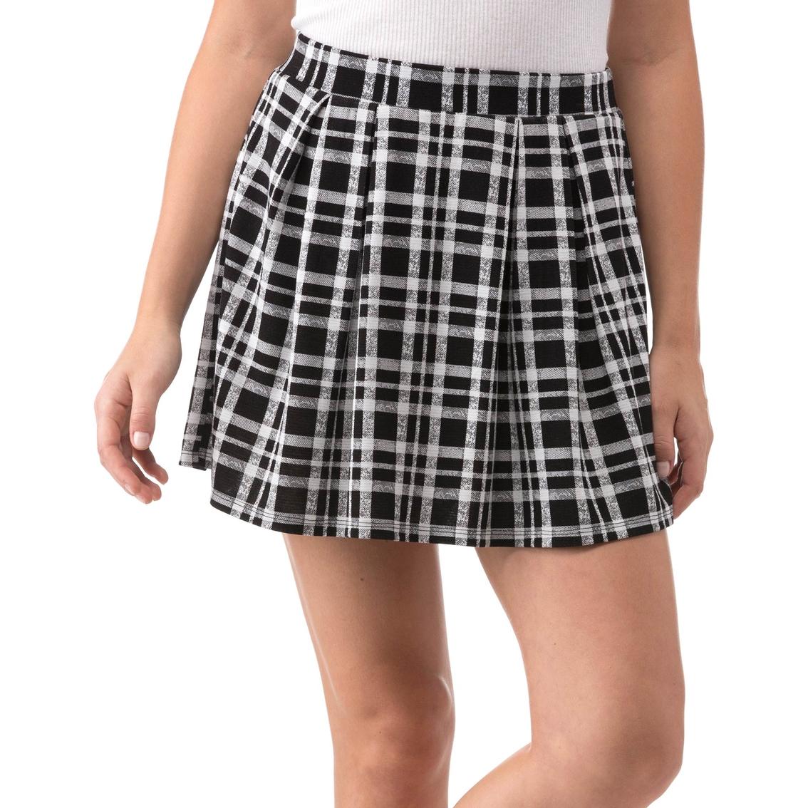 4dbc90e78 Joe B Juniors Skater Plaid Skirt   Skirts   Apparel   Shop The Exchange