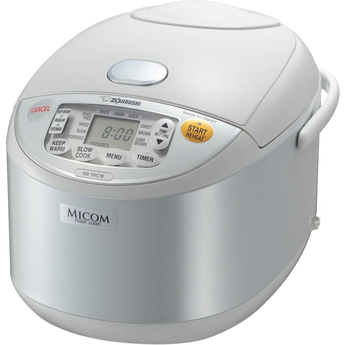 Zojirushi 10 Cup Umami Micom Rice Cooker & Warmer | Rice