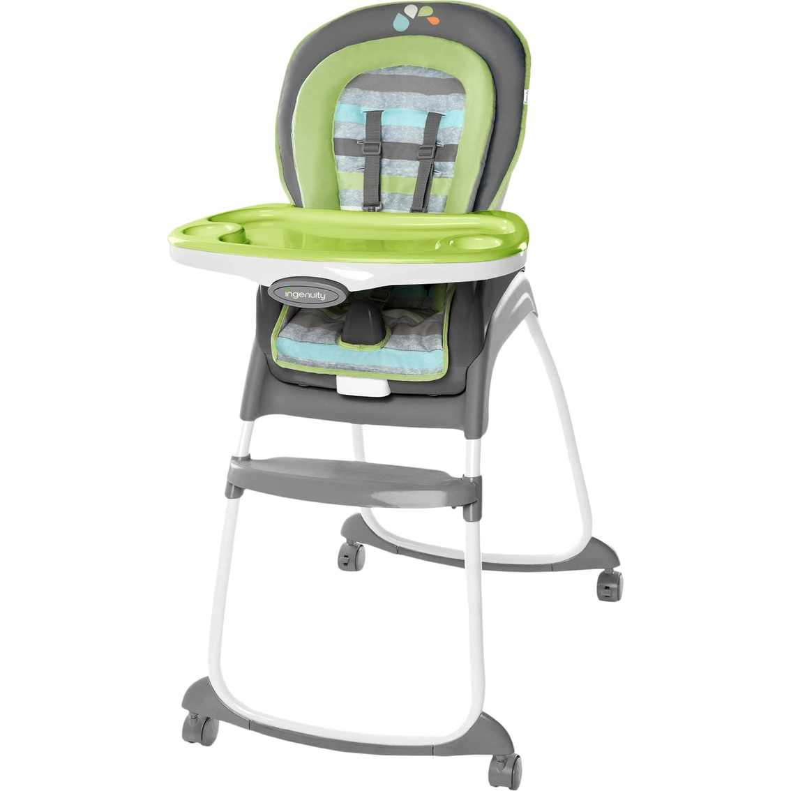 deluxe ideas chair sahara x star trio ingenuity bright in starts dimensions for high chairs intended