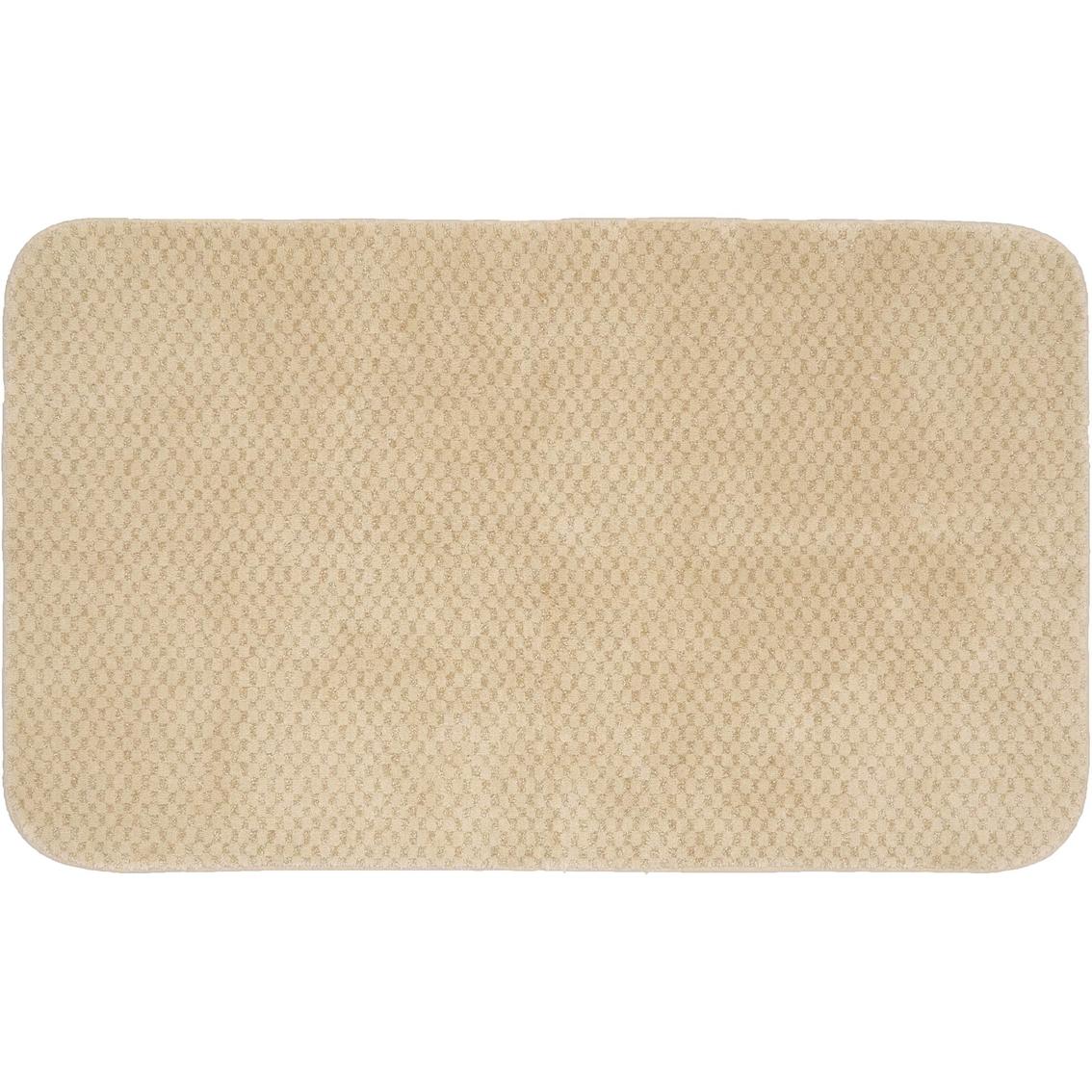 garland 30 x 50 cabernet nylon bath rug | bath rugs | home