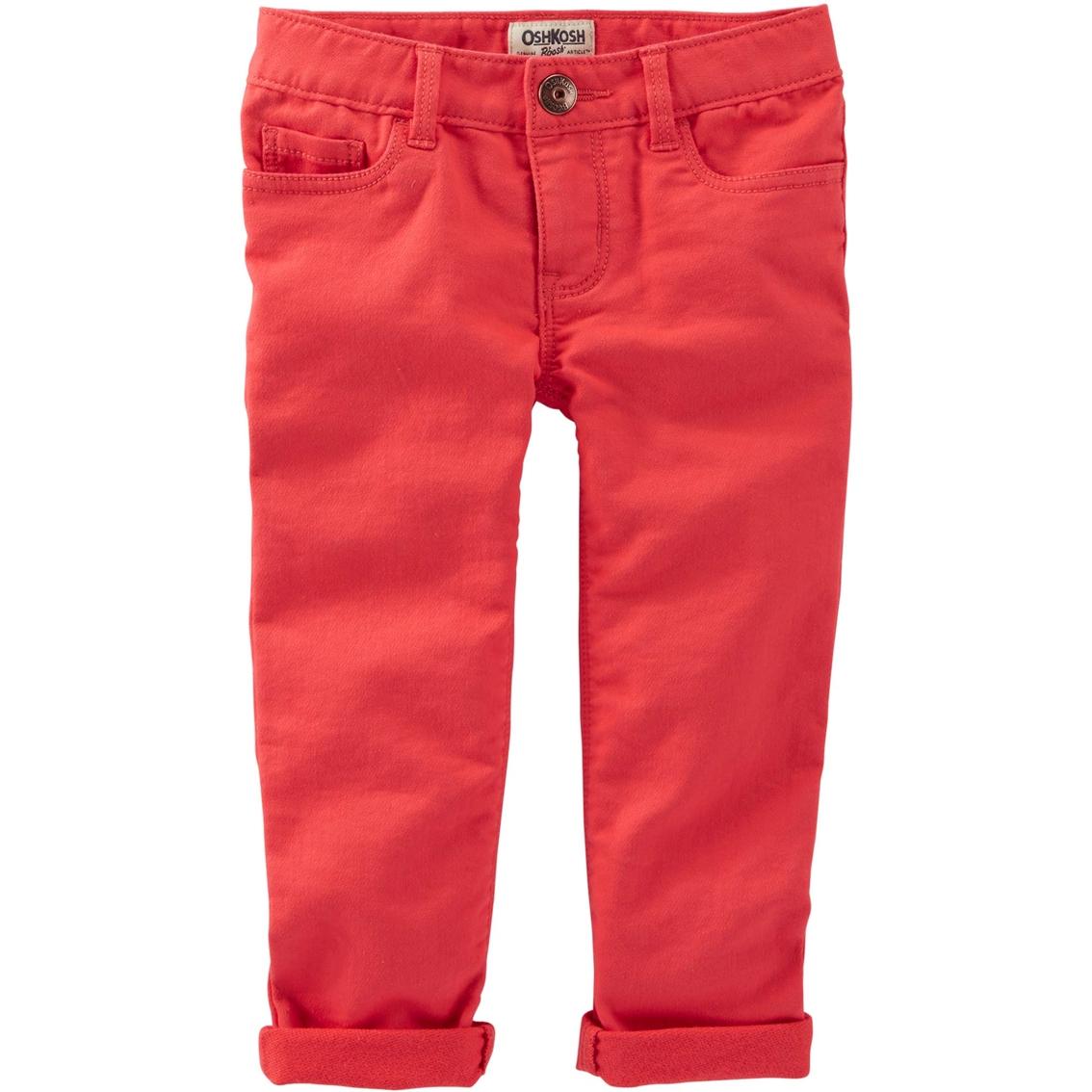 Oshkosh B'gosh Girls Twill Pants | Legging & Pants | Apparel ...