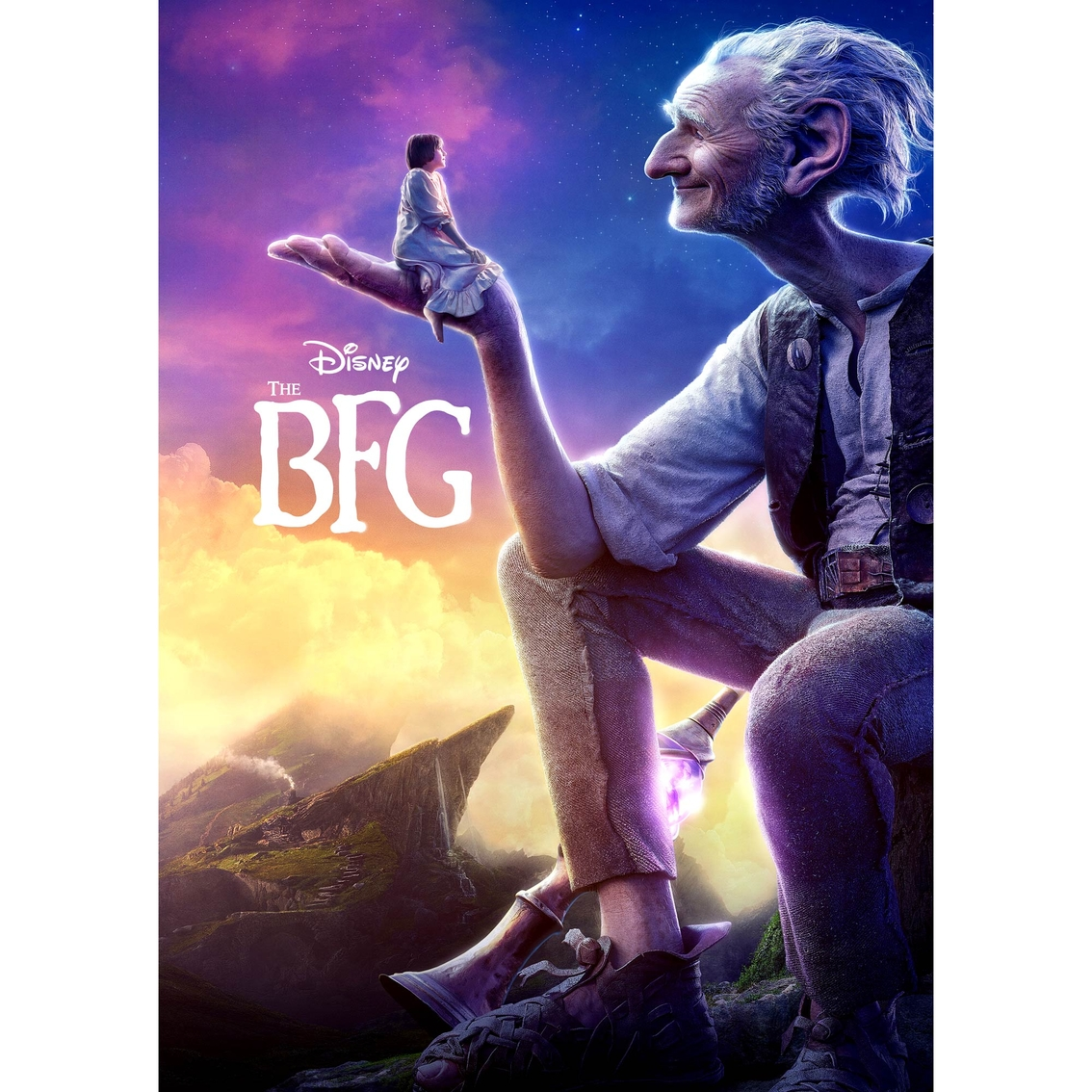 Disney The Bfg (blu-ray + Dvd) | Movies & Videos | Electronics | Shop