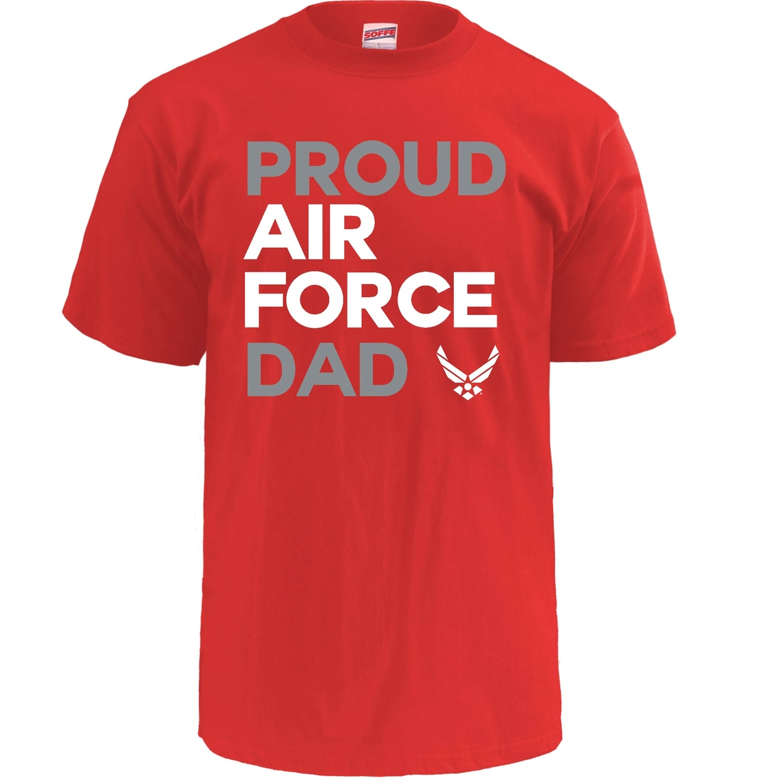 035cf3c5 Soffe Proud Air Force Dad Tee | Apparel | Apparel | Shop The Exchange