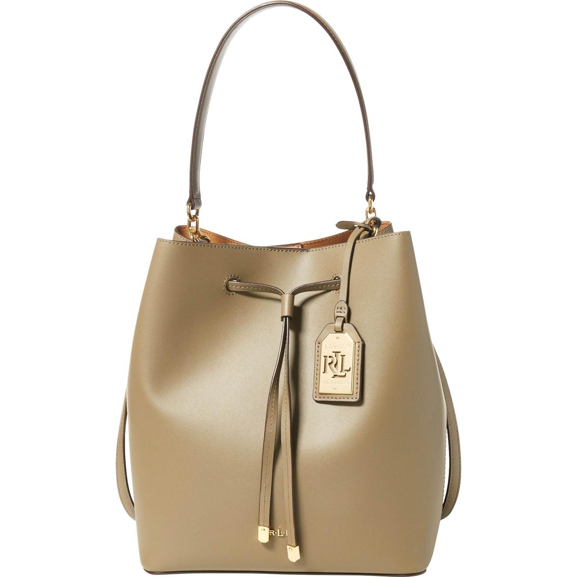 ea56ff600463c Lauren Ralph Lauren Dryden Debby Drawstring Handbag