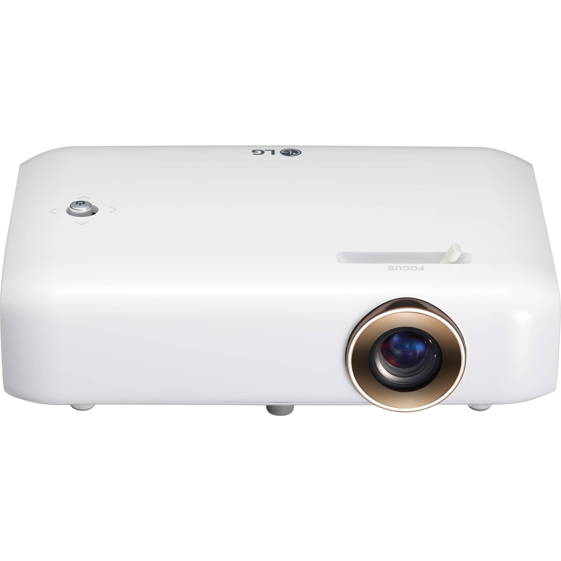 Lg portable hd bluetooth projector projectors for Bluetooth handheld projector