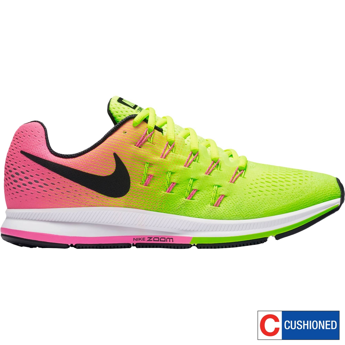 super popular 97882 79ed2 Nike Men's Air Zoom Pegasus 33 Oc | Running | Shoes | Shop ...