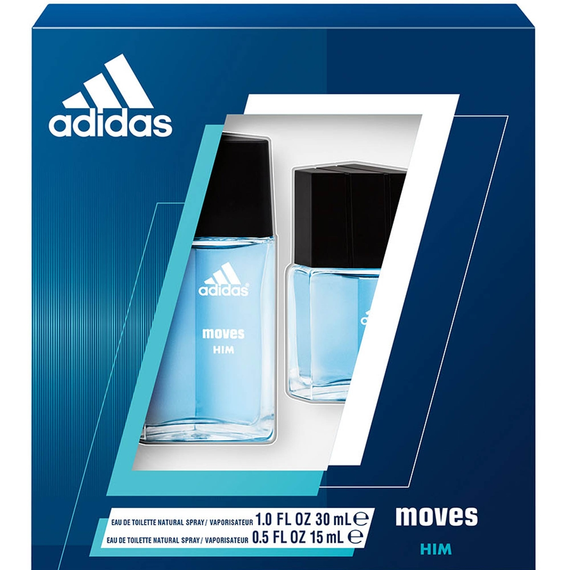 low priced 29ba7 e2893 adidas Moves for Him 2 Pc. Gift Set
