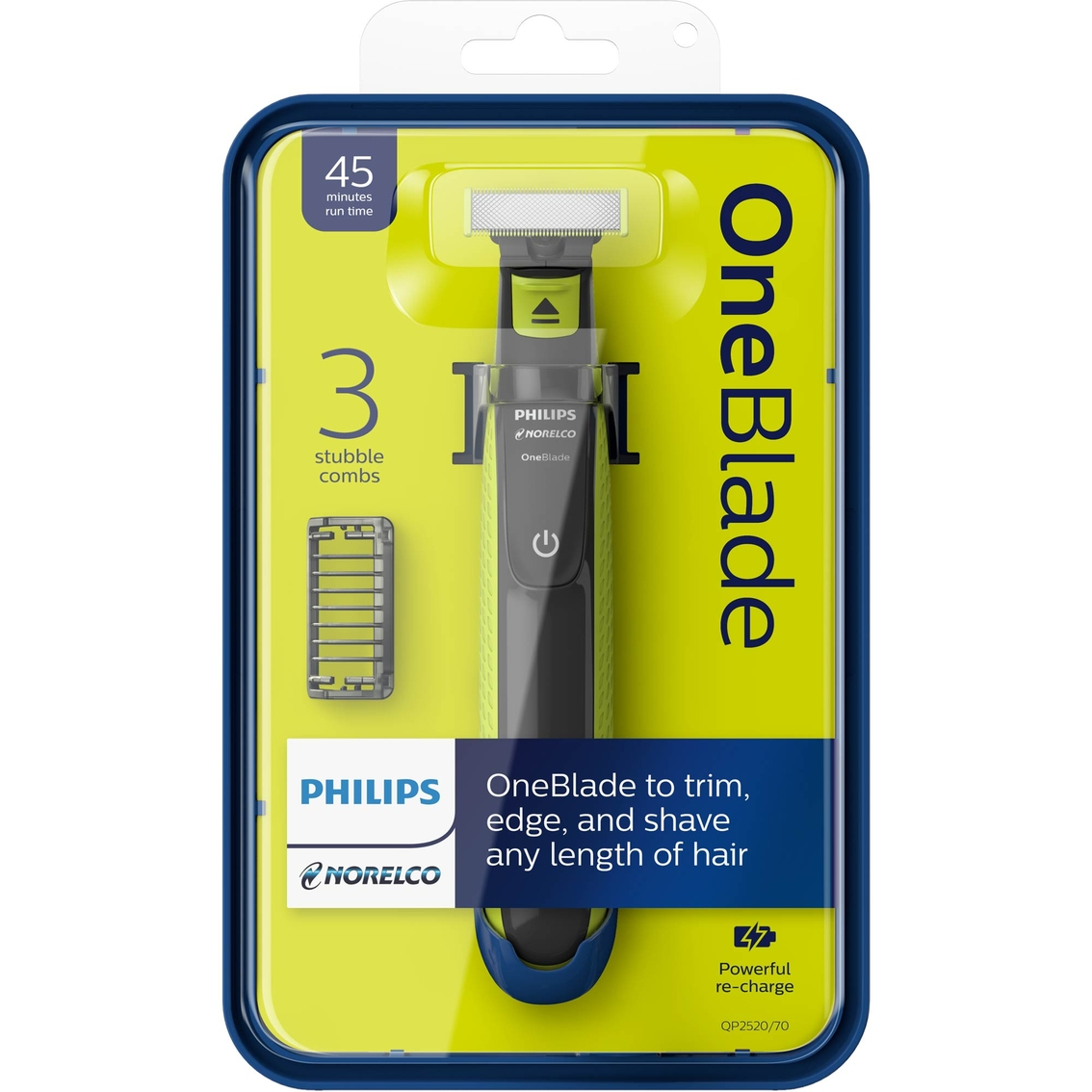 Philips Norelco Oneblade Electric Razor | Gifts Under $50 | Holiday ...