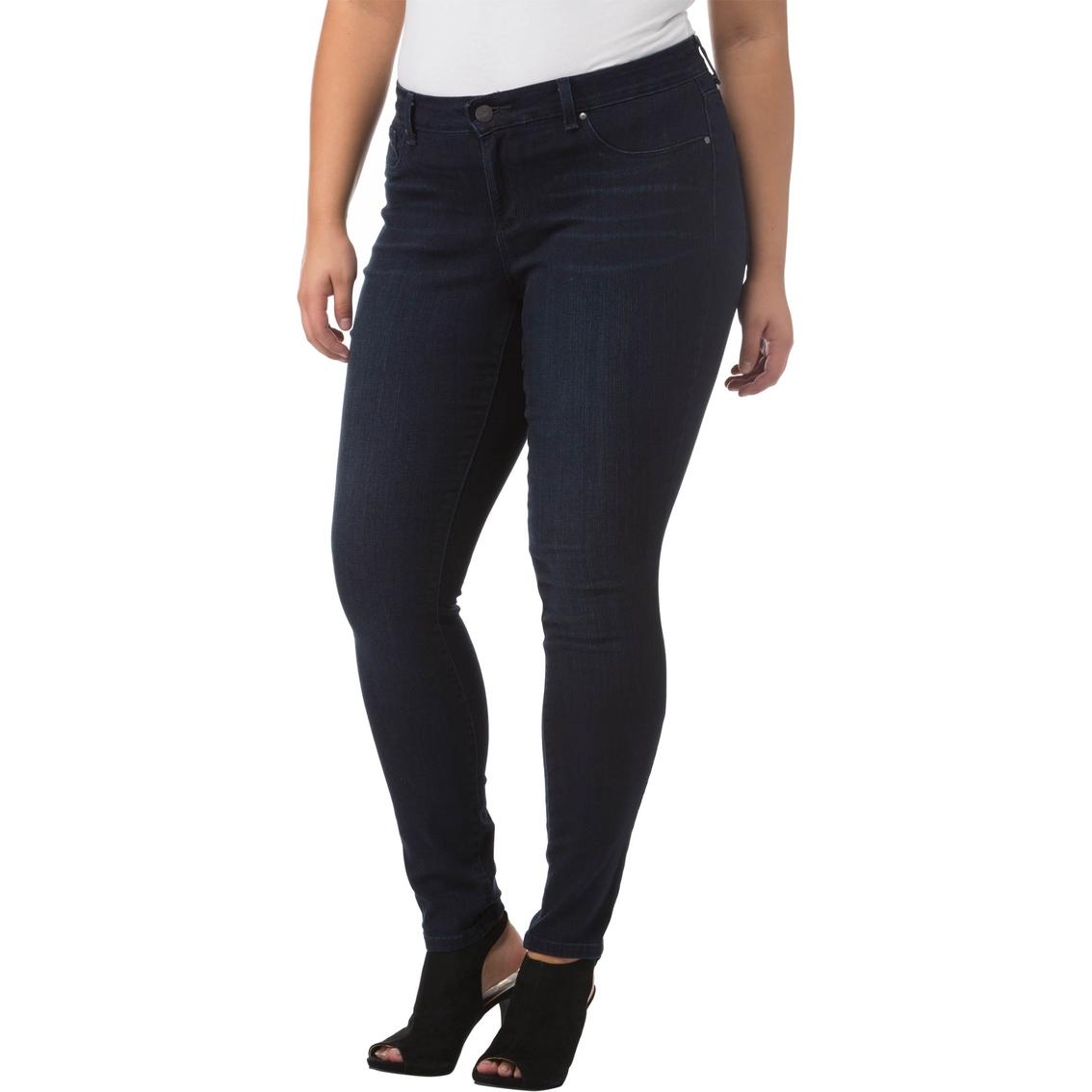 bee9884038b Jessica Simpson Plus Size Kiss Me Super Skinny Jeans