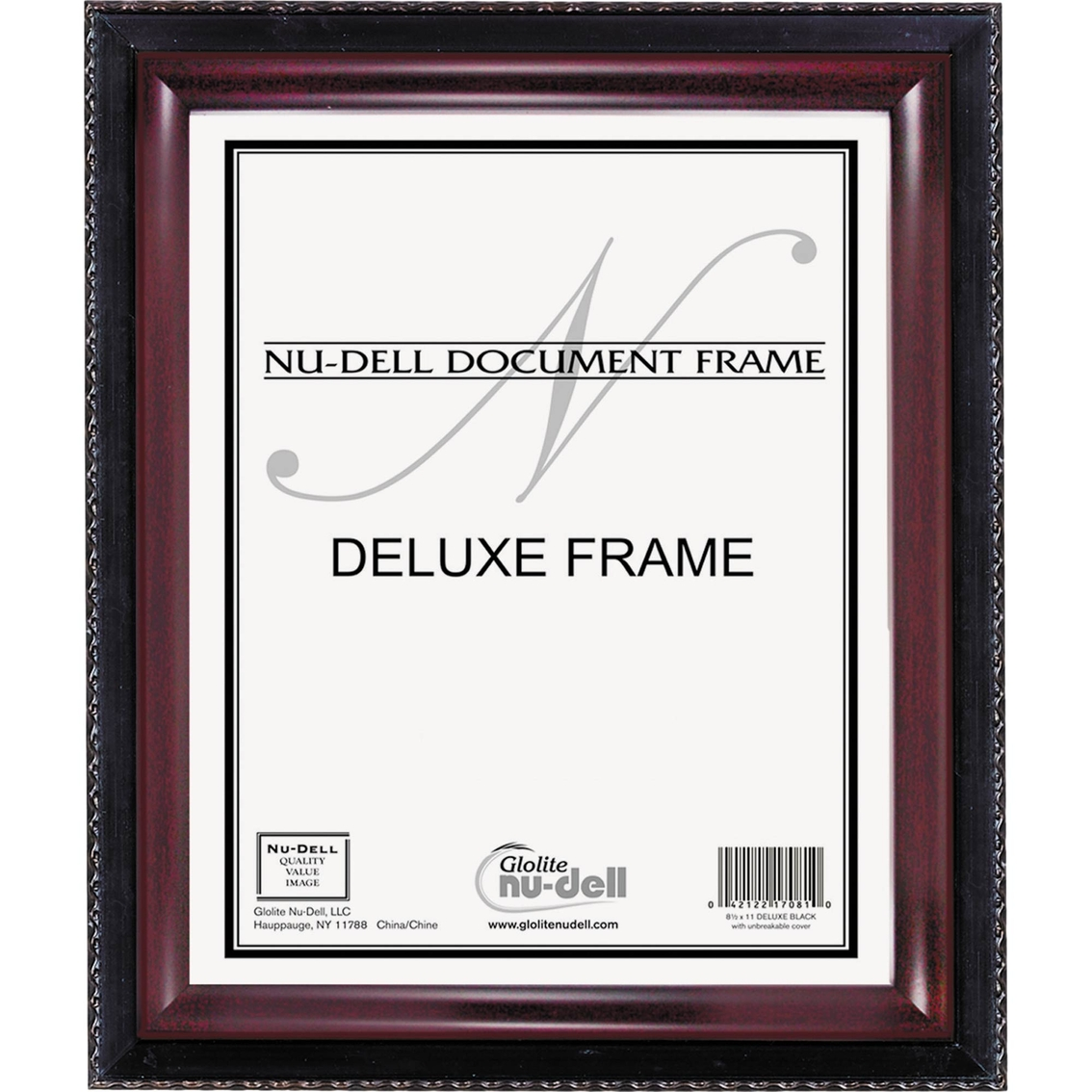 Nudell executive document frame plastic blackmahogany frames nudell executive document frame plastic blackmahogany jeuxipadfo Gallery