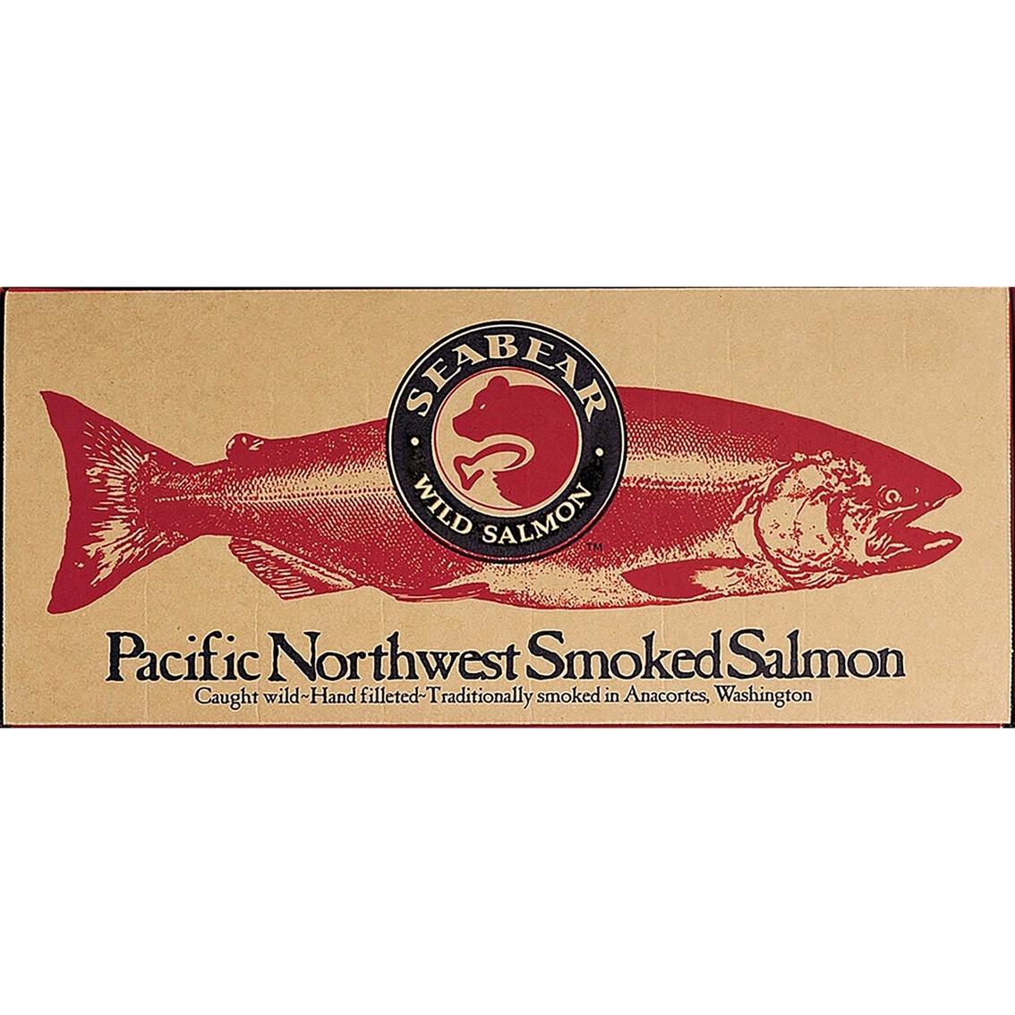 SeaBear Smoked Wild Alaskan Pink Salmon 16 oz.