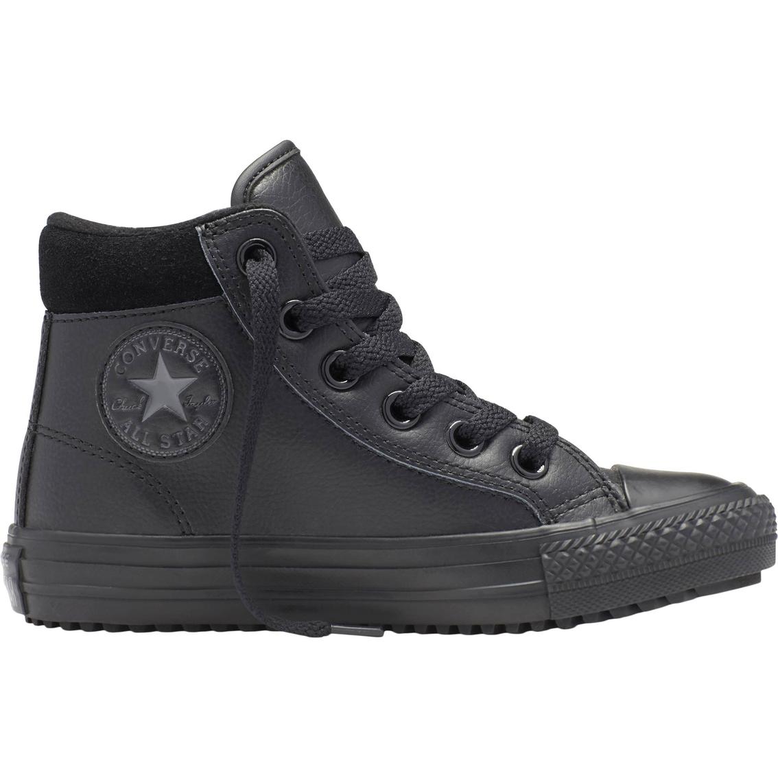 a134aa92537f ... Converse Preschool Boys Chuck Taylor All Star Hi Top Sneaker Boots ...