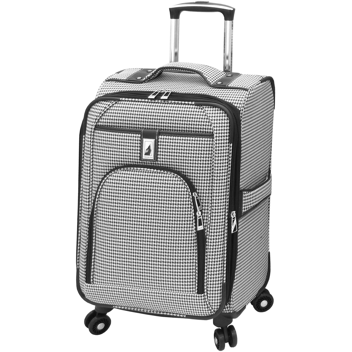 London Fog Cambridge 21 In. Expandable Spinner Carry-on | Luggage ...