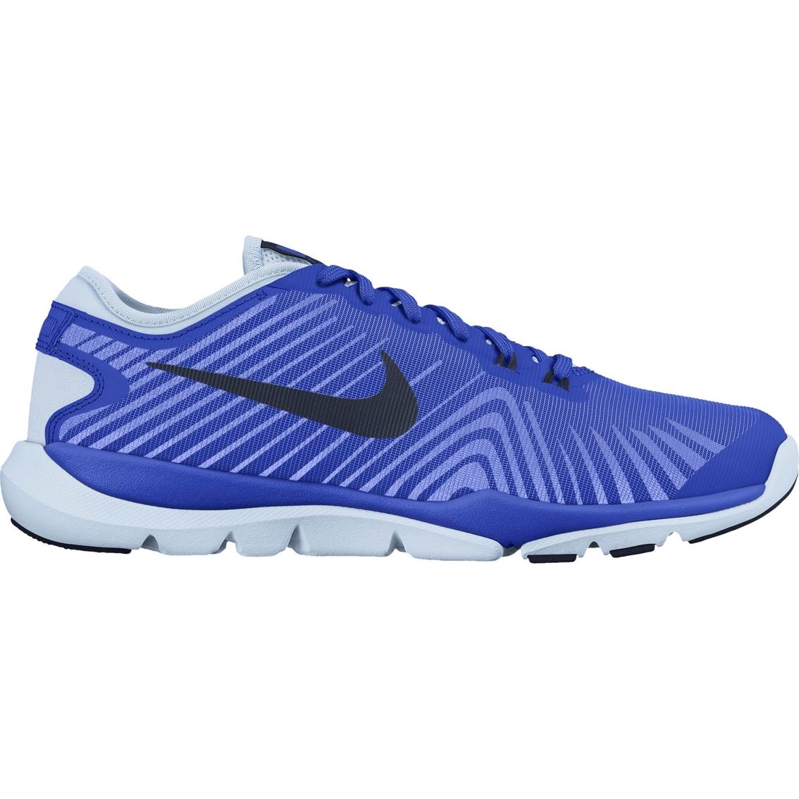 8ab3bdbd95c5 Nike Womens Flex Supreme Tr 4 Training Shoes