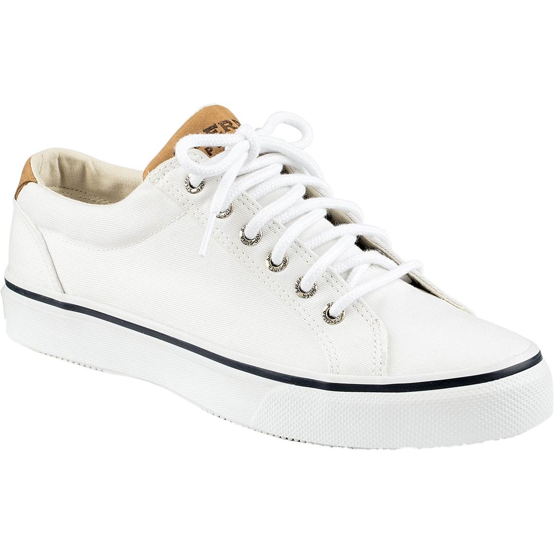 sperry striper ltt canvas shoes s clearance shop