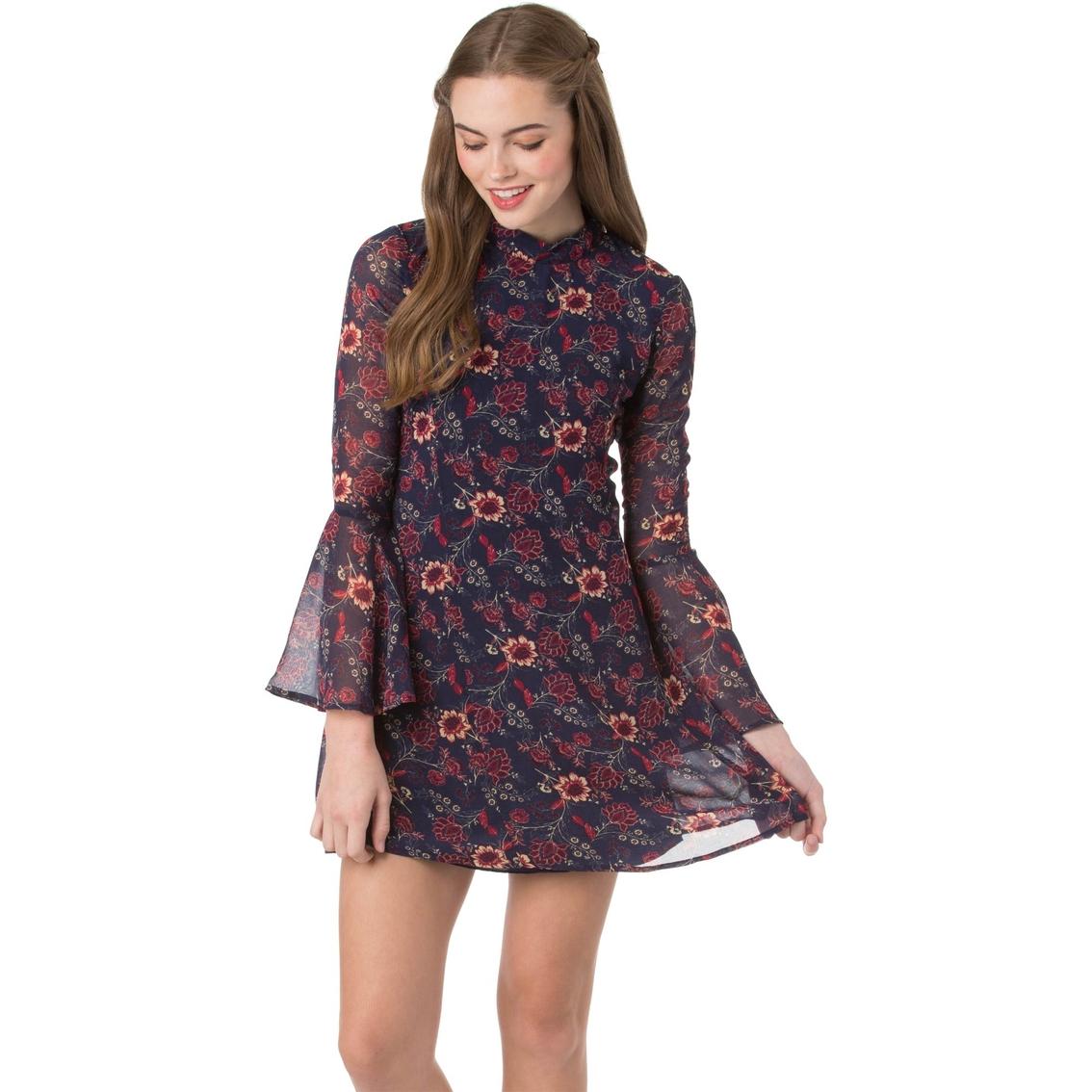 65a61d762 Speechless Juniors Lace Tulle Skater Dress   Dresses   Apparel ...