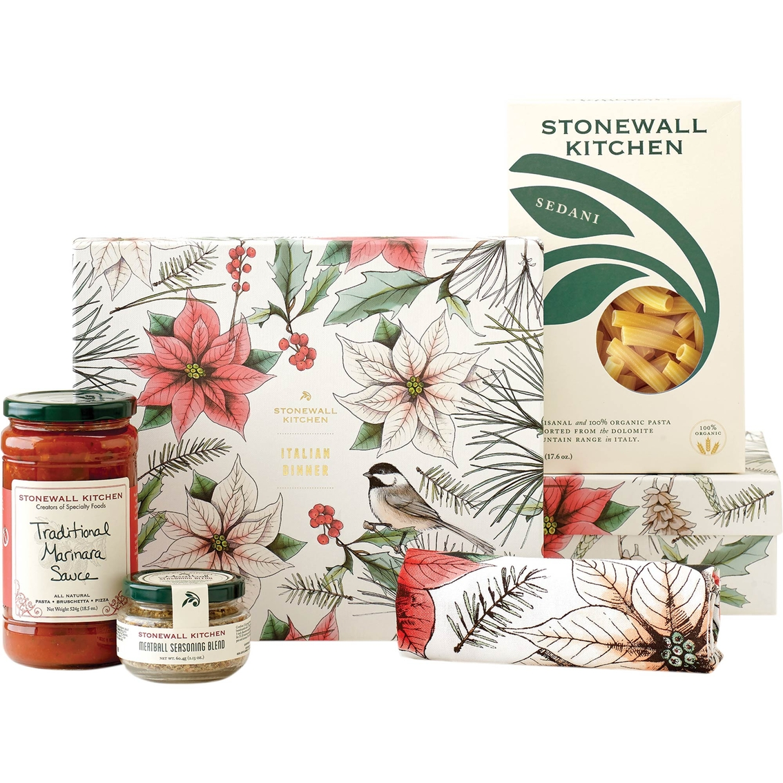 Stonewall kitchen italian dinner gift set gourmet food for Italian kitchen gifts