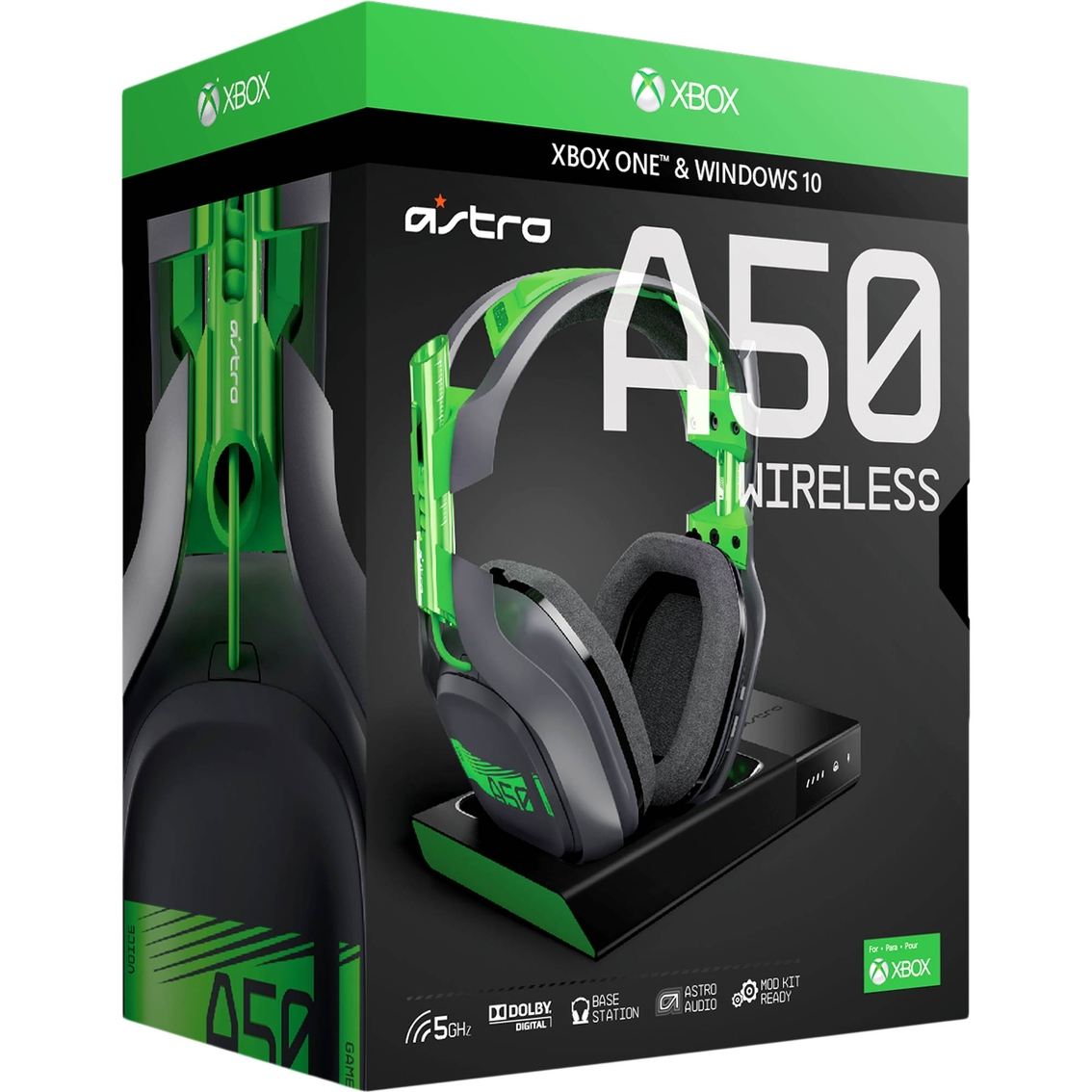 f4eac79aee6 Astro A50 Wireless Gaming Headset For Xbox One | Xbox One ...