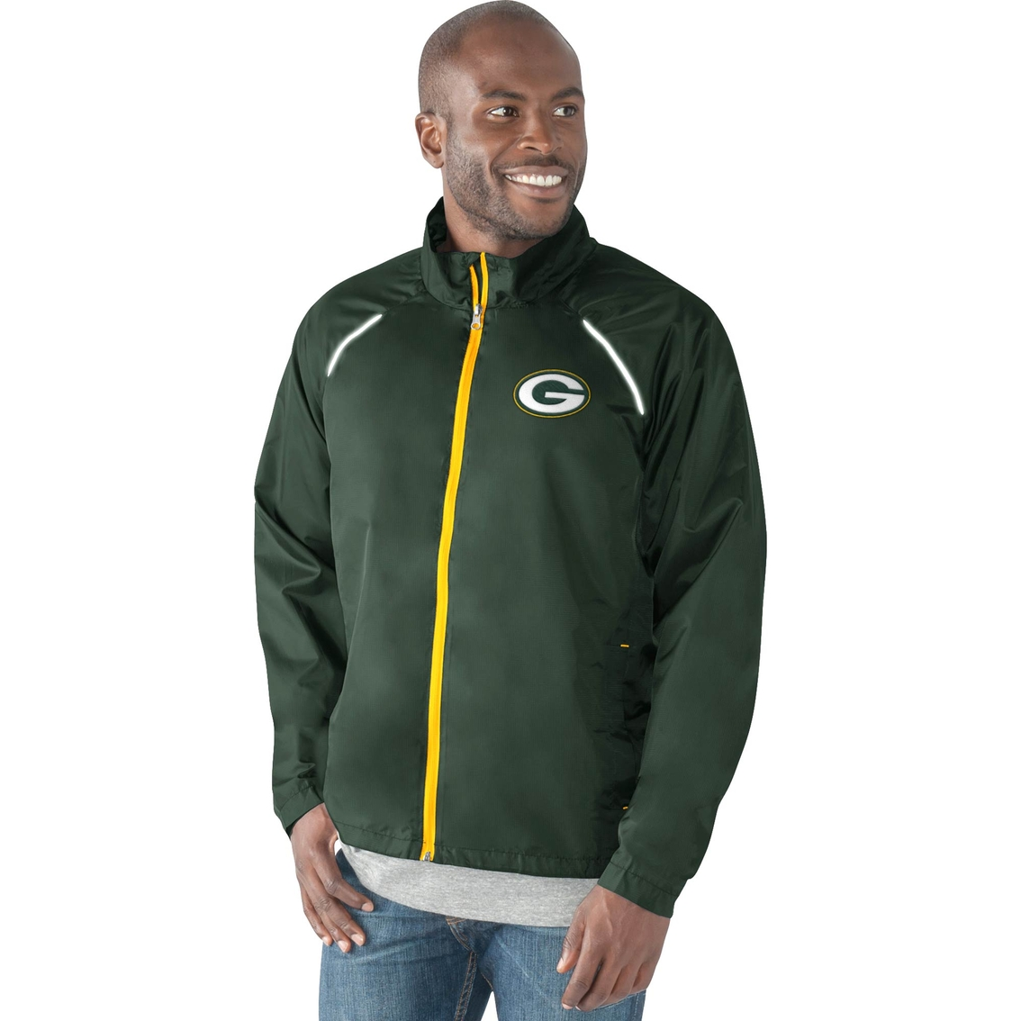 G Iii Sports Nfl Green Bay Packers Team Men S Interval