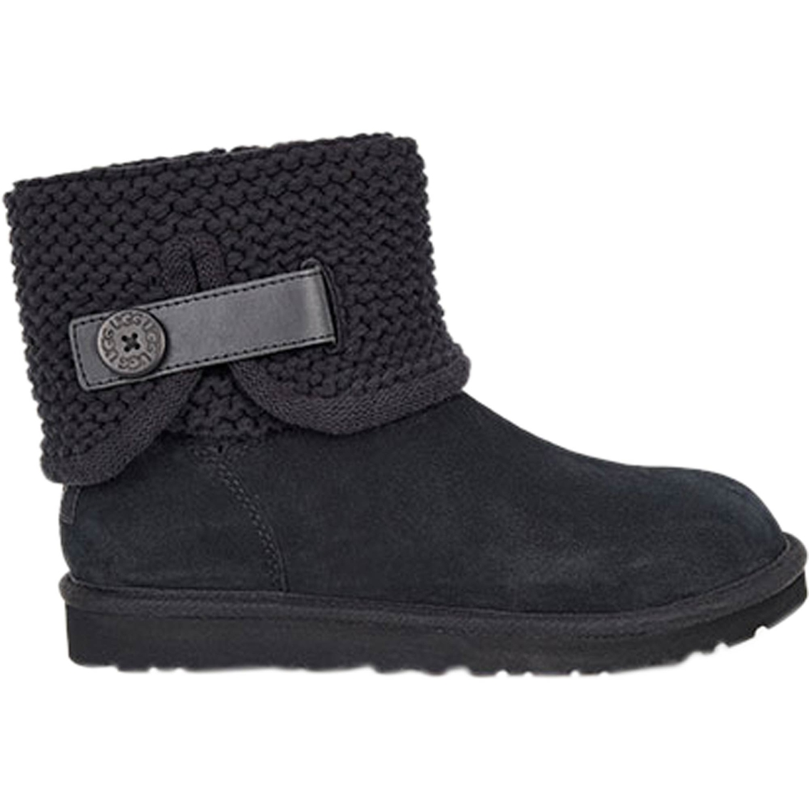 229d6971818 Ugg Shaina Knit Boots | Booties | Shoes | Shop The Exchange