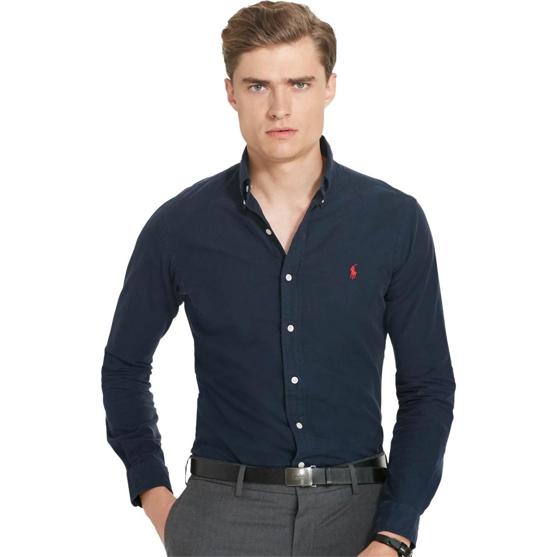 2267ae017 Polo Ralph Lauren Garment Dyed Oxford Shirt | Polo Ralph Lauren ...