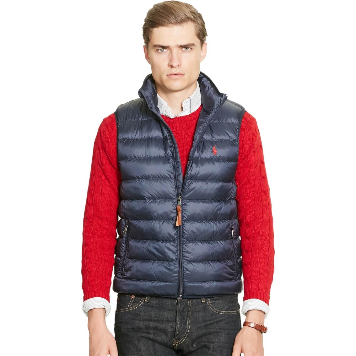 Polo Ralph Lauren Packable Down Vest   Polo Ralph Lauren ...