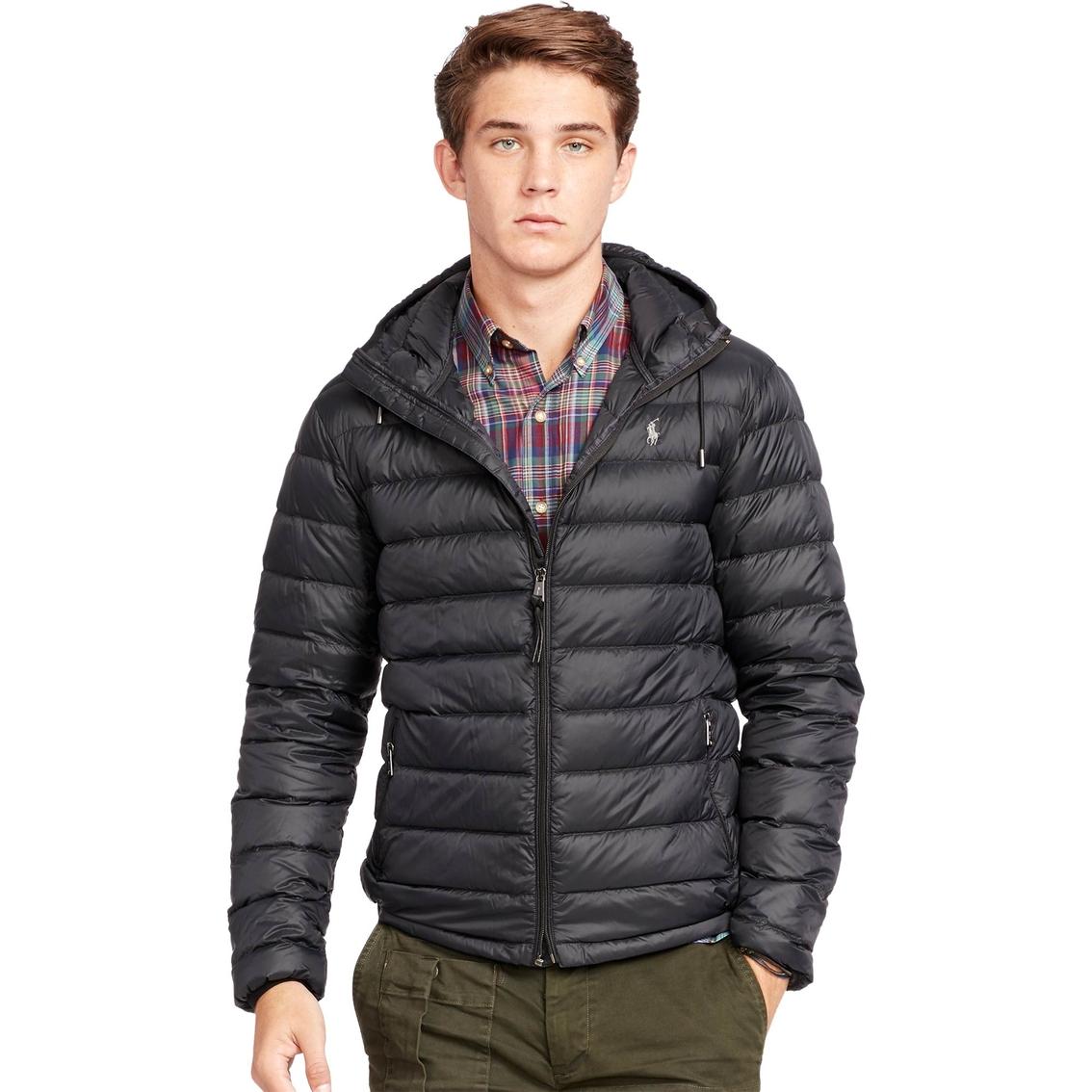 c78f0e05 Polo Ralph Lauren Packable Hooded Down Vest | Polo Ralph Lauren ...
