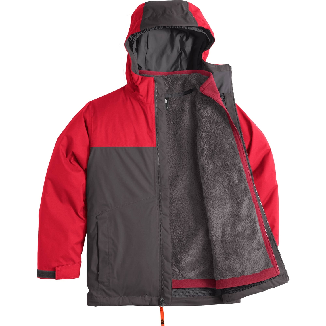 5ca23802d351 The North Face Little Boys Chimborazo Triclimate Jacket