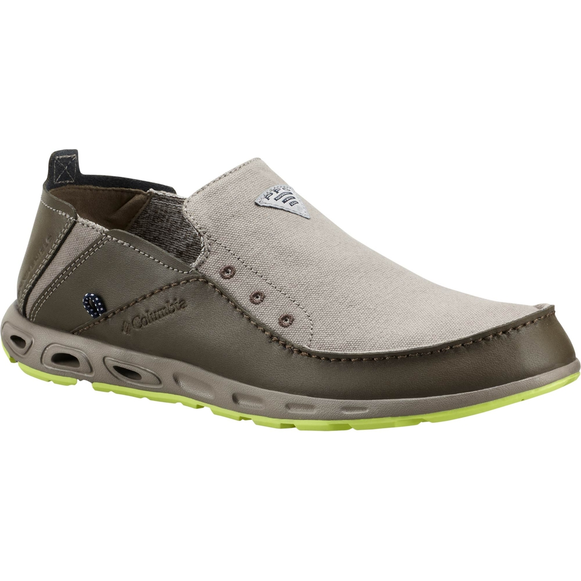 Columbia bahama vent pfg boat shoes casual shoes for Columbia fishing shoes