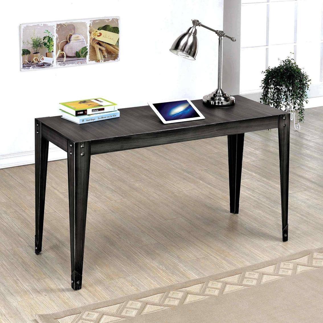 Furniture of america floyd sofa table living room tables for Furniture of america sofa table