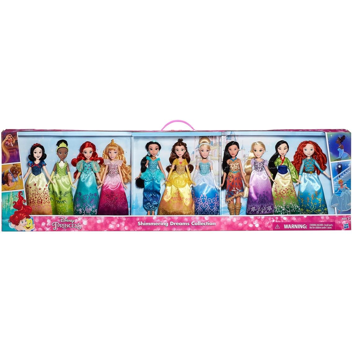 Hasbro Disney Princess Shimmering Dreams Collection 45 Pc