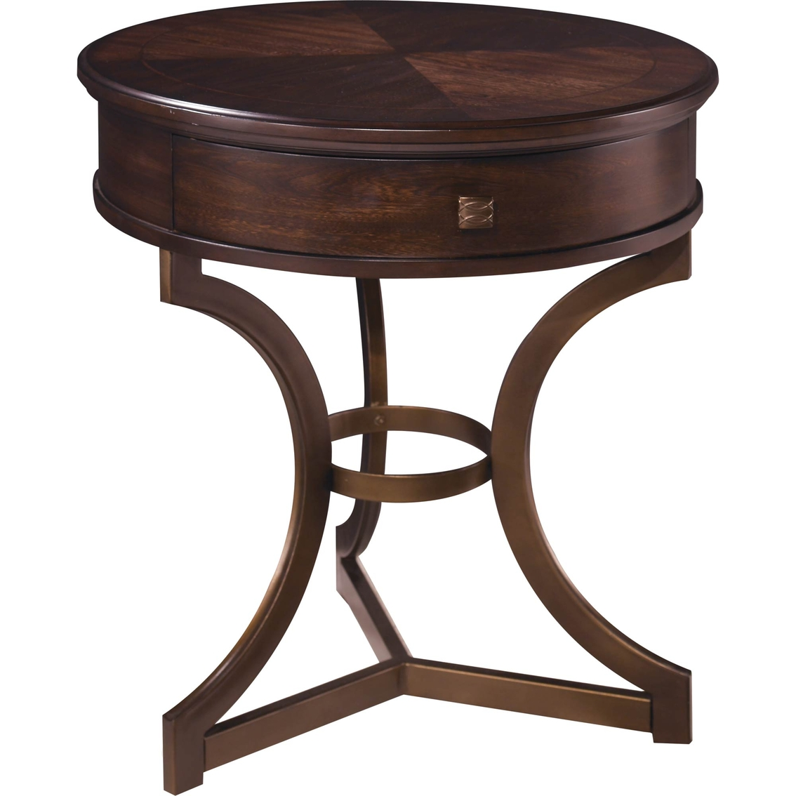A R T Furniture Round End Table Living Room Tables Home Appliances Shop The Exchange