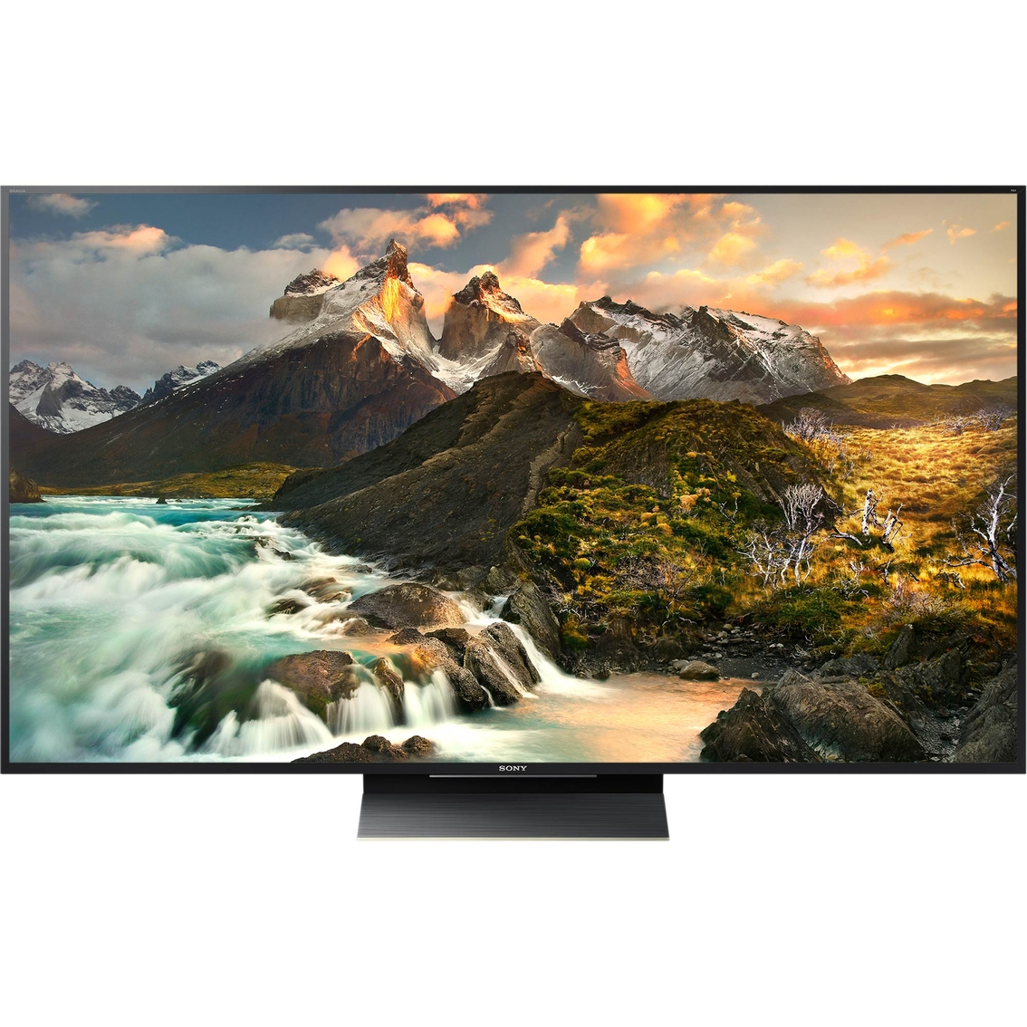 Sony 75 In  4k Uhd Hdr Led Z-series 120hz Tv Xbr75z9d | Tvs